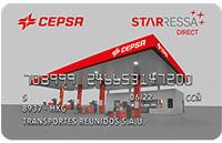 Tarjeta Cepsa Star Direct