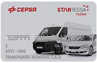 Tarjeta Cepsa Star