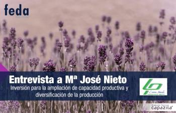 Entrevista a Esencias Naturales Hermanos. Nieto SL.