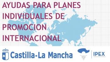 Ayudas para planes individuales de promoción internacional 2017