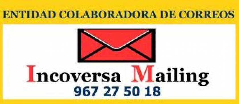 INCOVERSA MAILING