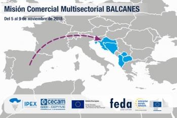 MISIÓN COMERCIAL MULTISECTORIAL DIRECTA – ENCUENTRO EMPRESARIAL A PAÍSES BALCÁNICOS. Pristina (Kosovo) del 5 al 9 de noviembre de 2018