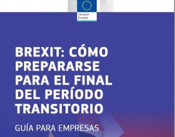 Brexit, cómo prepararse para el final del período transitorio. Guía para Empresas.
