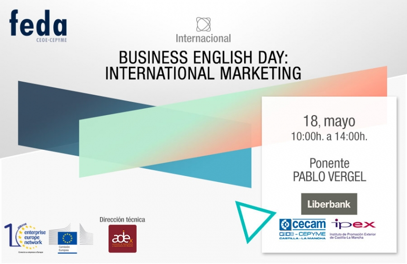 Business English Day: International Marketing
